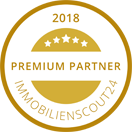 Logo ImmoScout Premium Partner